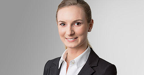 Sophia Eisenhut-Beigel, Key-Account-Management Contracting bei Hays