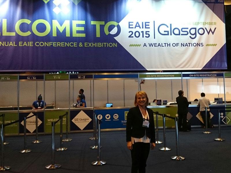 EAIE Glasgow 2015