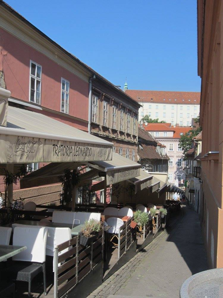 Old Town Zagreb