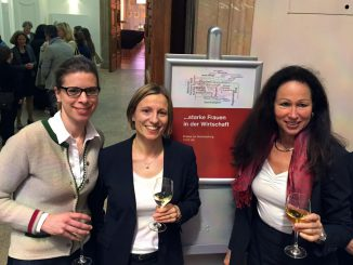 Munich Business School Staff im bayerischen Landtag
