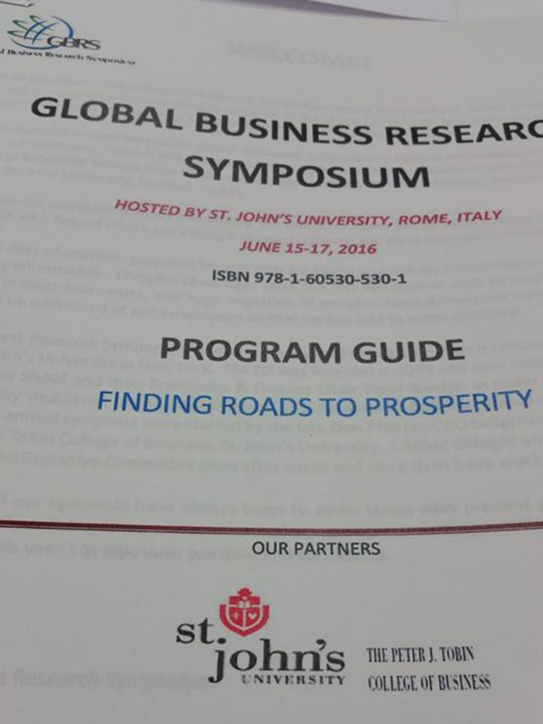 MBS Global Business Research Symposium