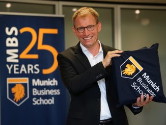 Stefan Baldi, Dekan der Munich Business School