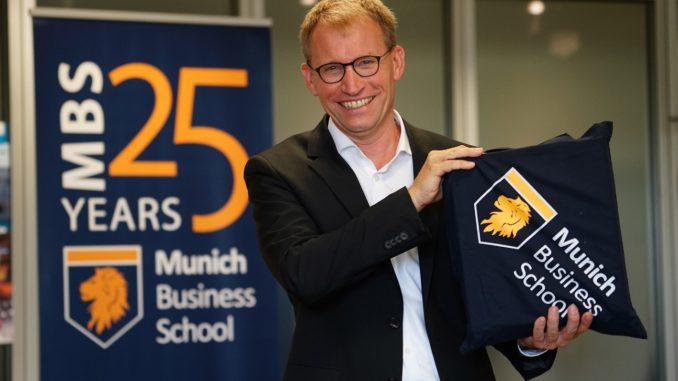 Stefan Baldi, Dekan der Munich Business School