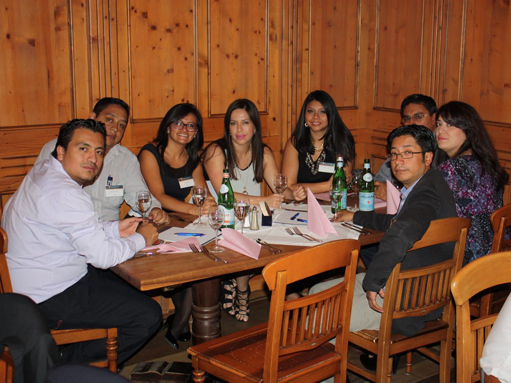 MBS Dine & Discuss Leadership