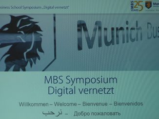 MBS Symposium Digital vernetzt