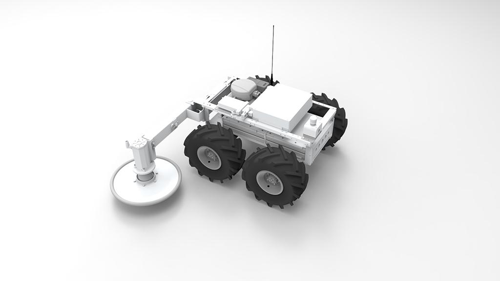 AGCO Prototype