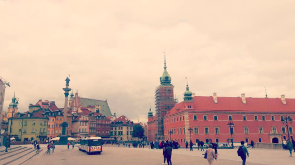 MBS Warsaw Old Town