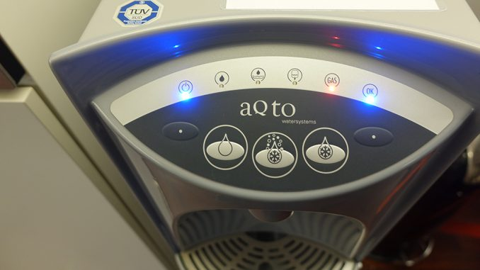 MBS Water Dispenser