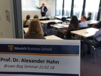MBS Brown Bag Seminar