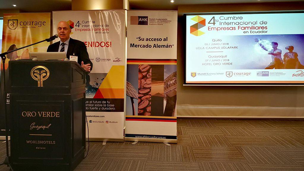 MBS International Family Business Summit Ecuador
