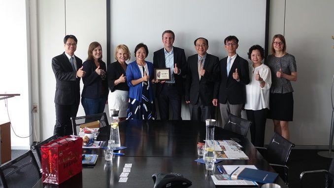 MBS Taiwan Visit
