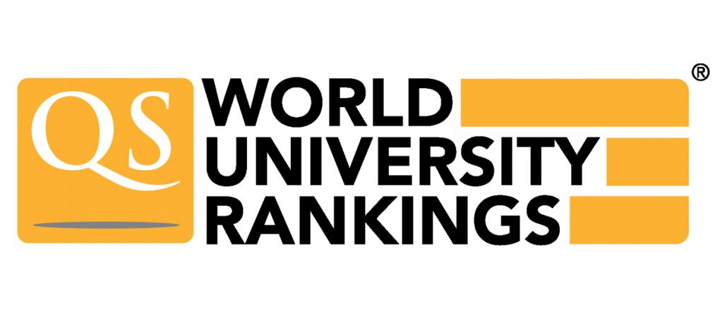 QS World University Ranking 2019