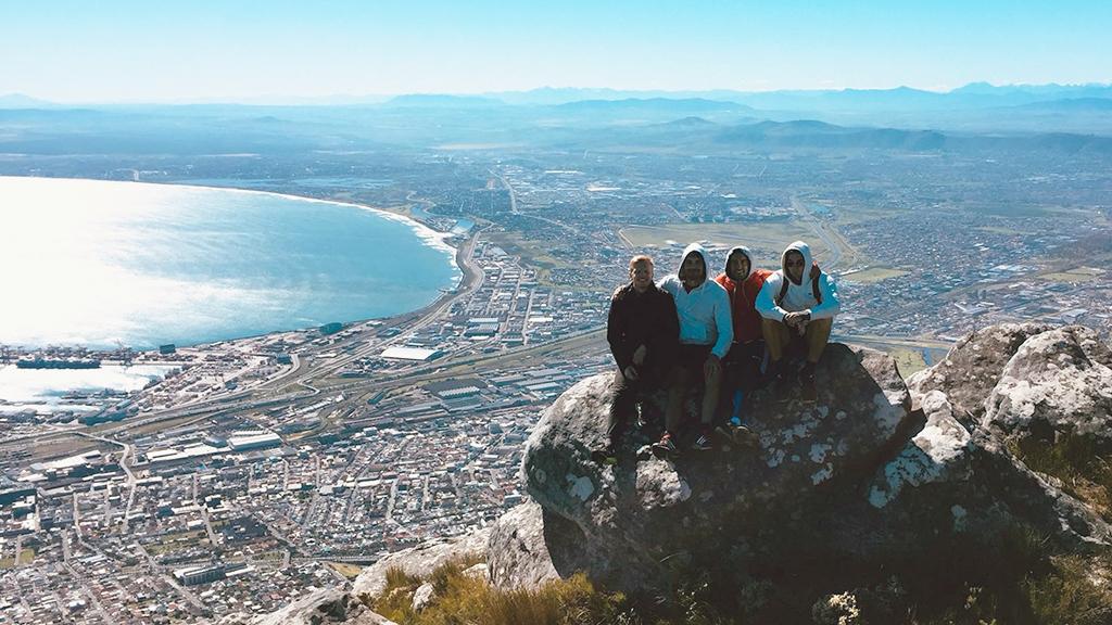 MBS Moritz University of Cape Town
