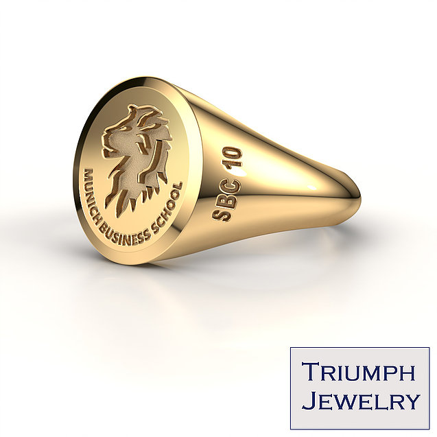 MBS Graduation Ring female