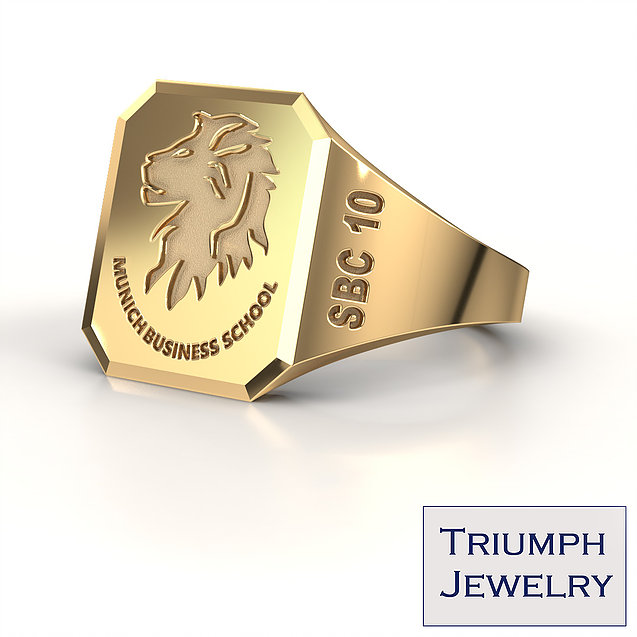 MBS Graduation Ring male