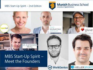 MBS Start-Up Spirit