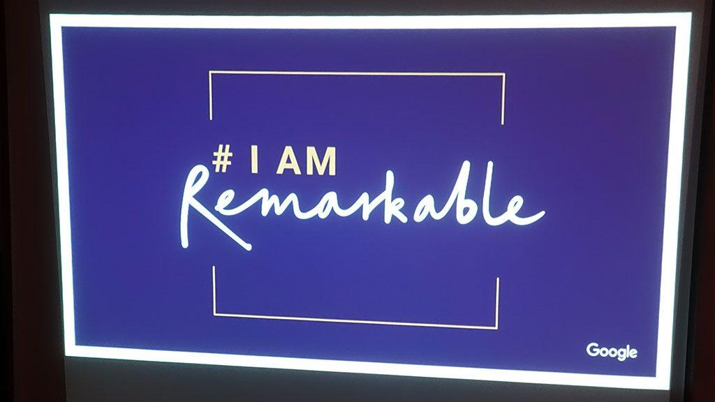 MBS #IamRemarkable