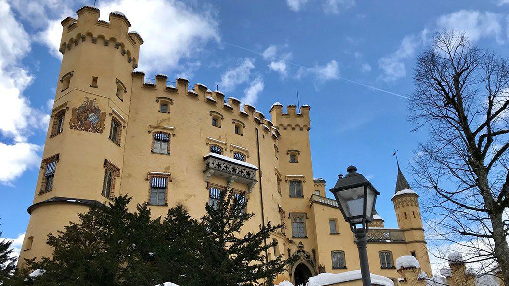 MBS Neuschwanstein Castle