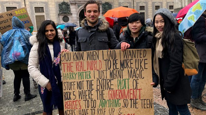 MBS Fridays For Future