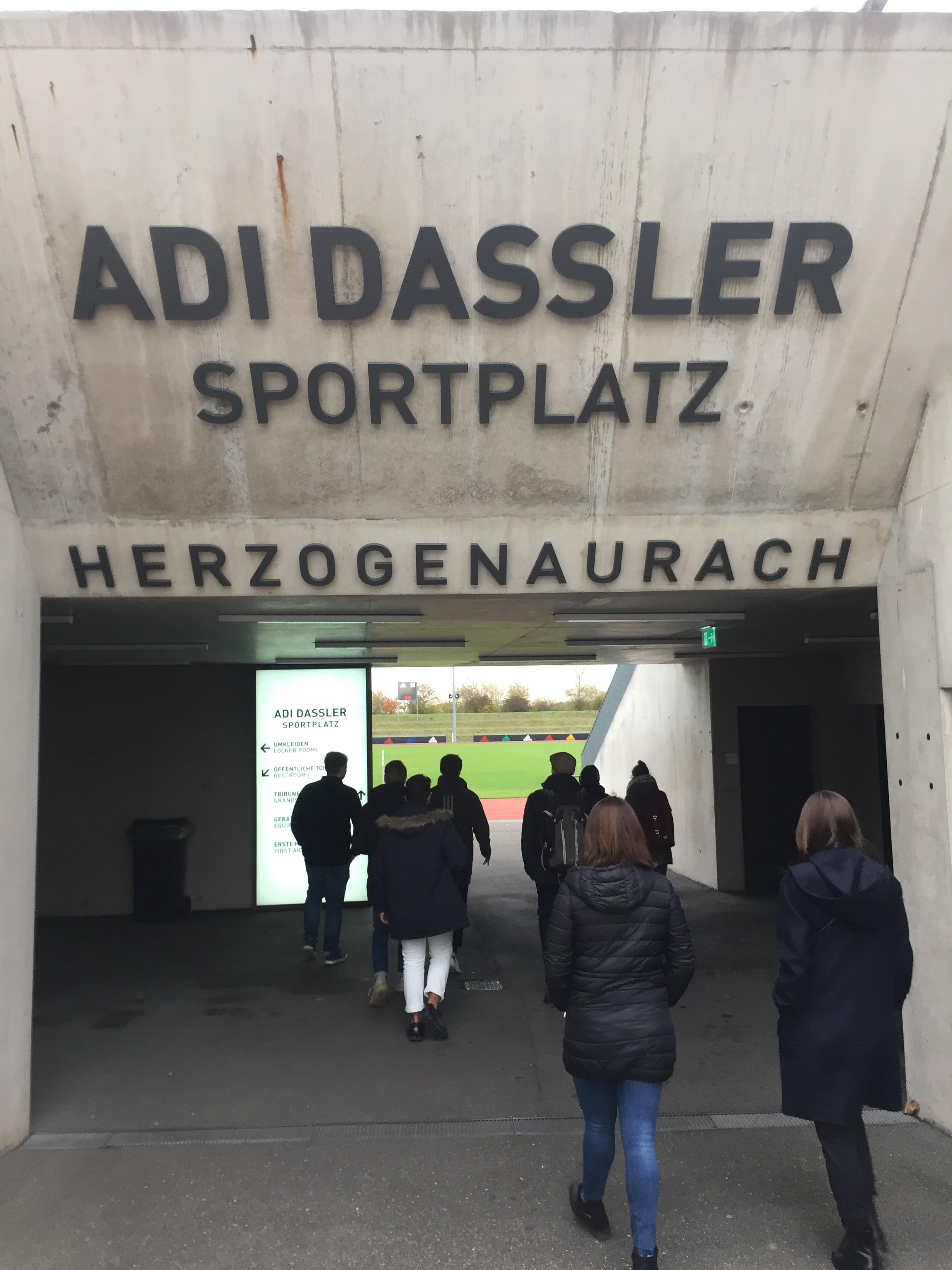 Sportplatz Adi Dassler