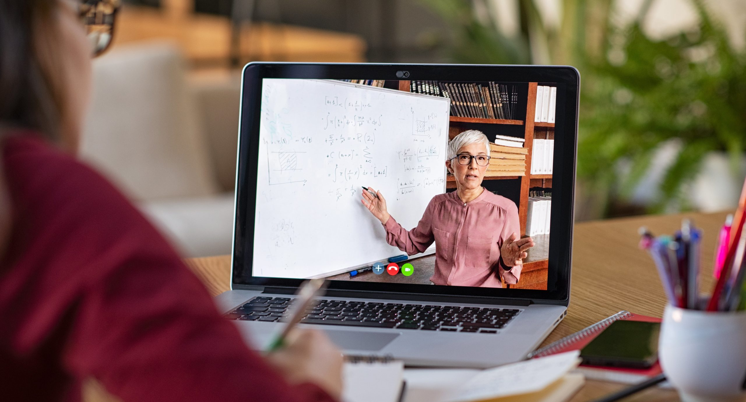 تدریس آنلاین / online teaching