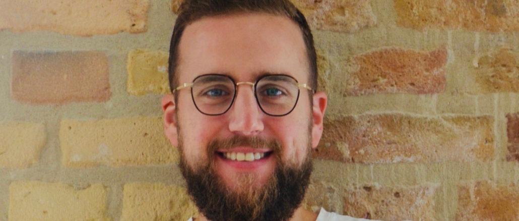 MBS-Alumnus Alexander Gründler