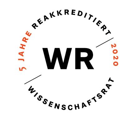 Reakkreditierung Wissenschaftsrat