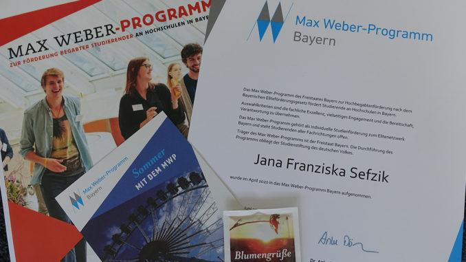 Max-Weber-Programm