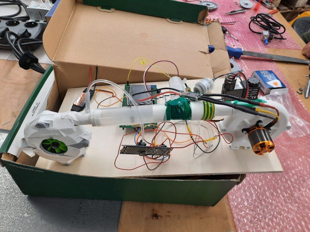 VividBreath Prototyping