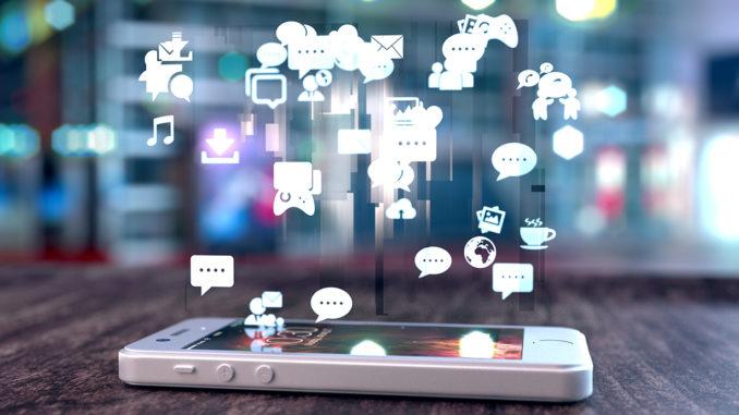 Icons Smartphone