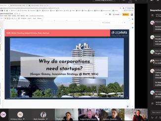 Gastvortrag Master Innovation & Entrepreneurship