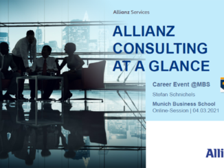 Allianz Consulting