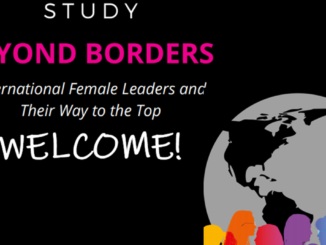 Welcome Slide of the Beyond Border Talk