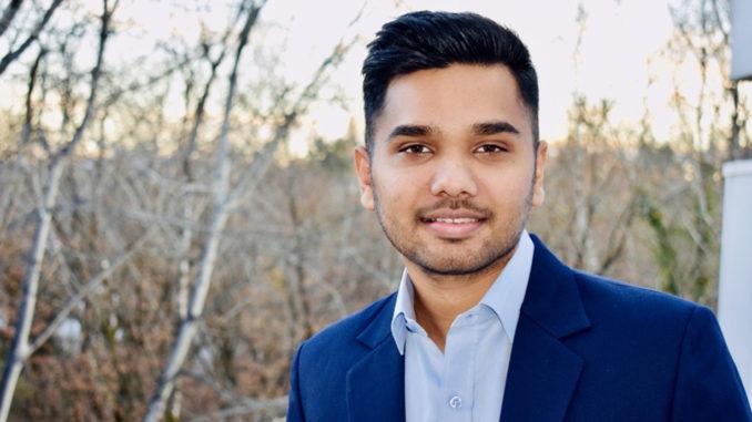 Portrait of Jaimin Shah