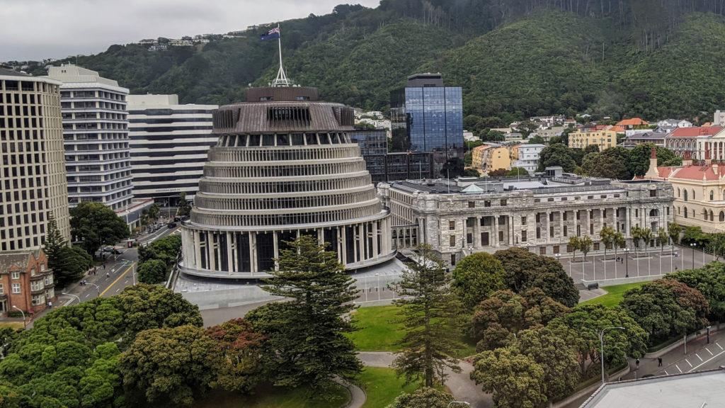 Campus Victoria University of Wellington