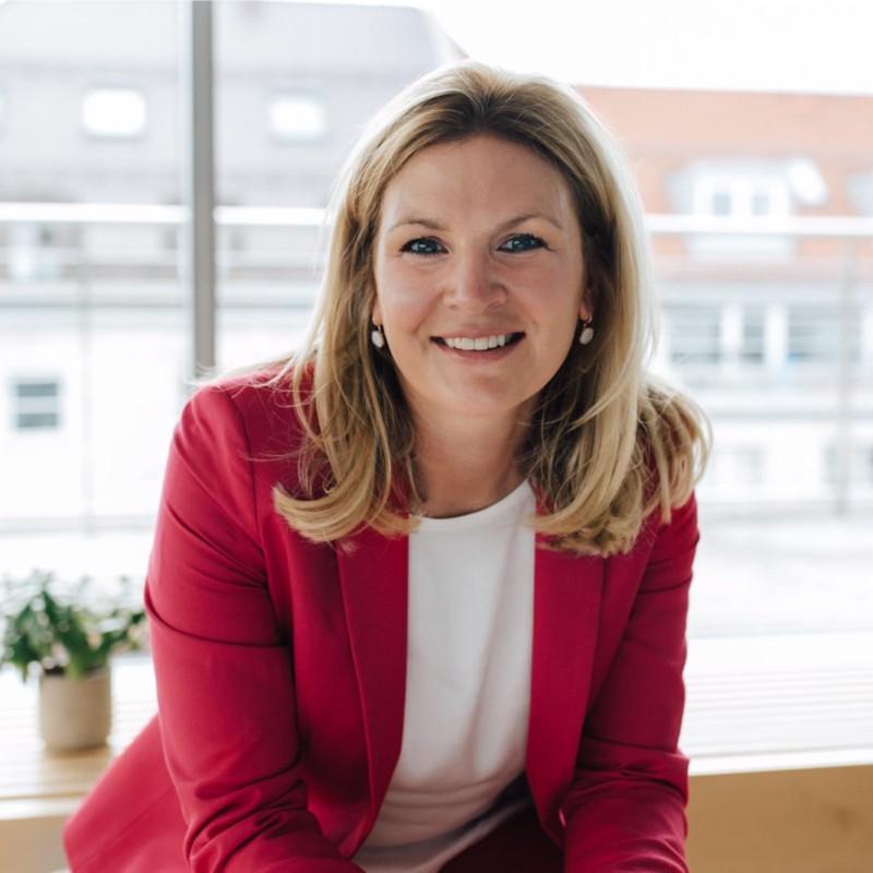 Portrait Katrin Heigl