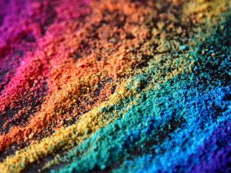 Diversity Rainbow Powder