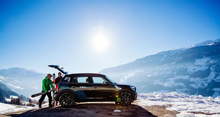 DriveNow_MINI_Countryman_SkiPaket