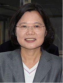 Tsai Ing-wen (蔡英文)