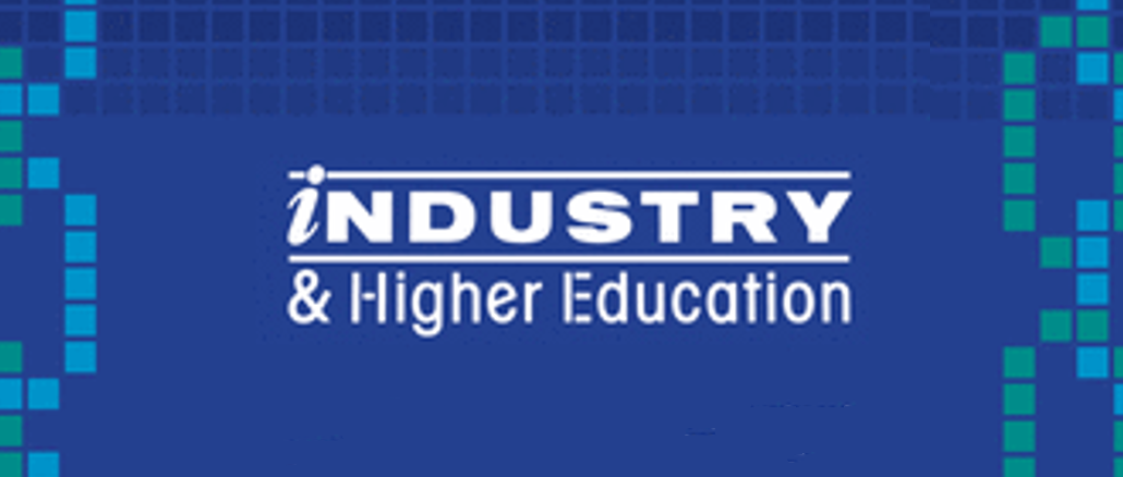 Industry and Higher Education Cover