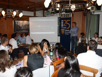 MBS Dine & Discuss Leadership