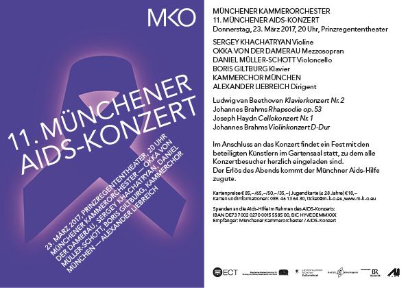MBS MKO Aids-Konzert 2017